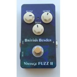 VINTAGE FUZZ 2 BRITISH BENDER