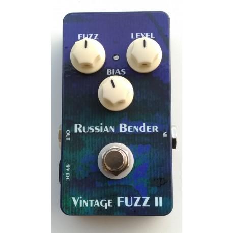 VINTAGE FUZZ 2 RUSSIAN BENDER