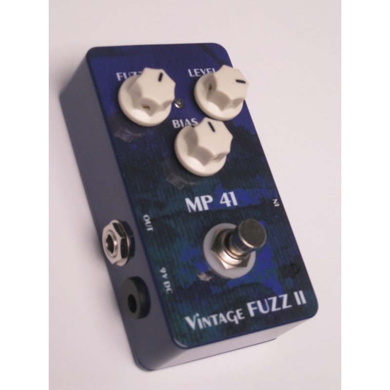 Fuzz germanium Doc Music station Vintage-fuzz-2-mp41